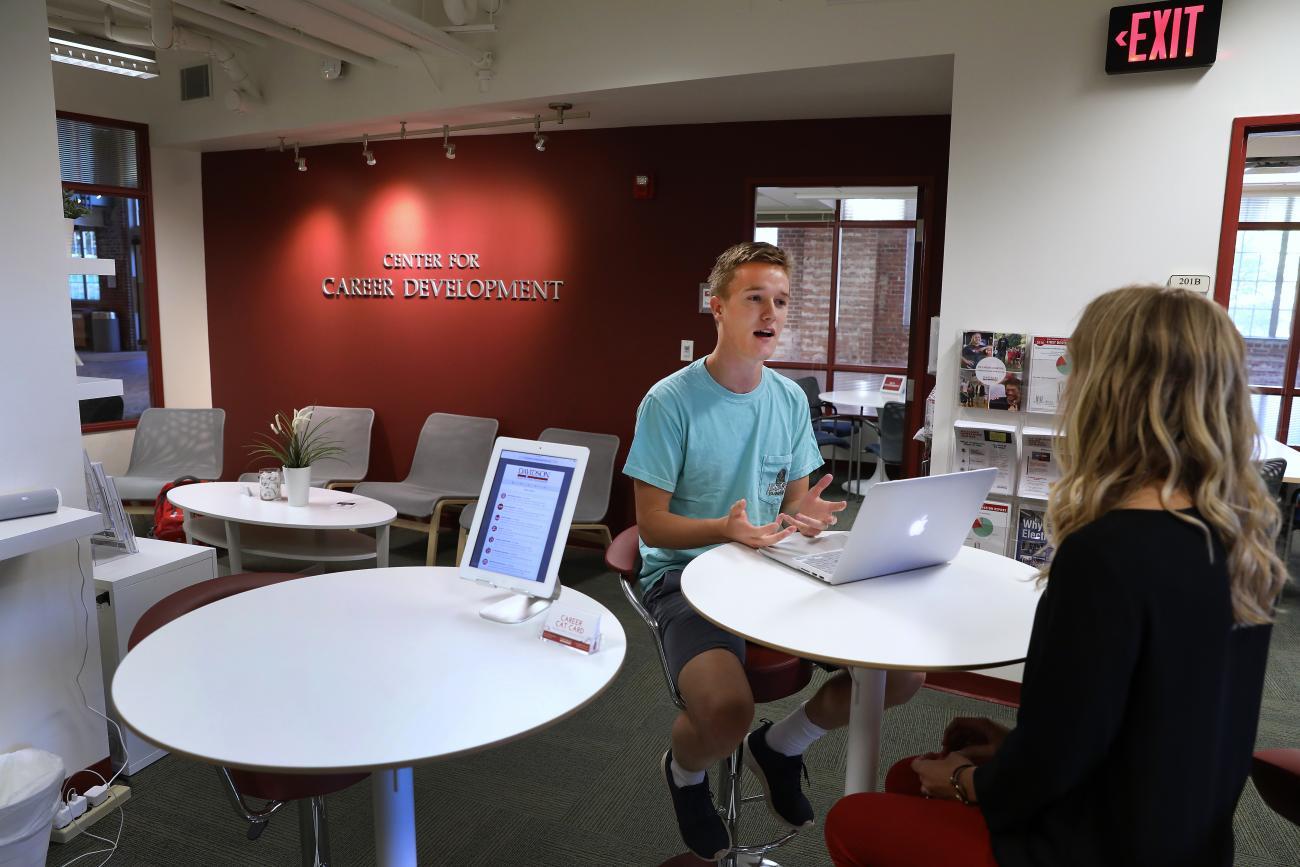 Center for Career Development | Davidson