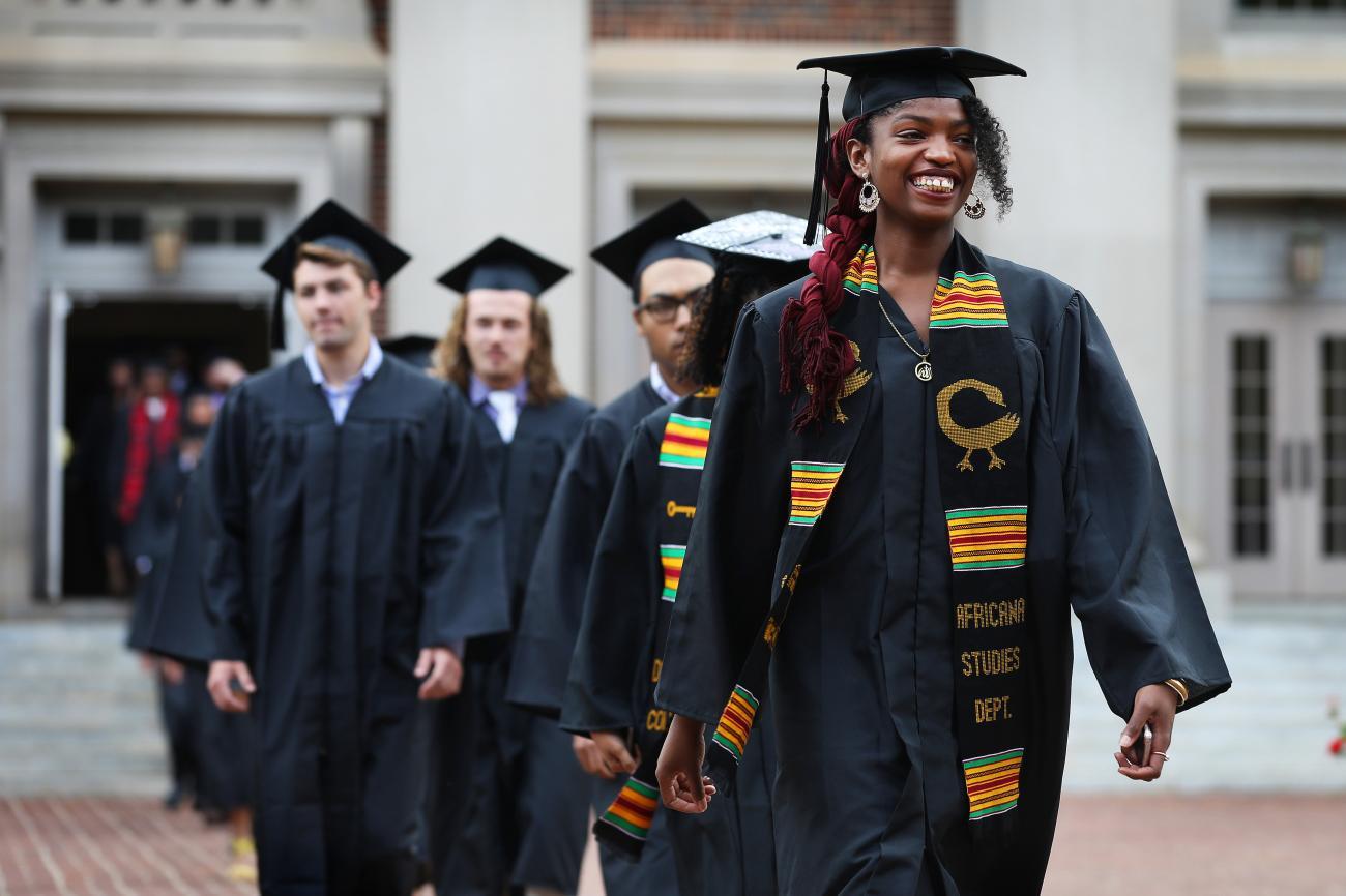Duke Graduation 2020.Commencement Schedule Davidson