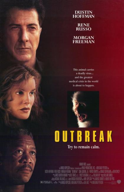 Outbreak Movie Poster
