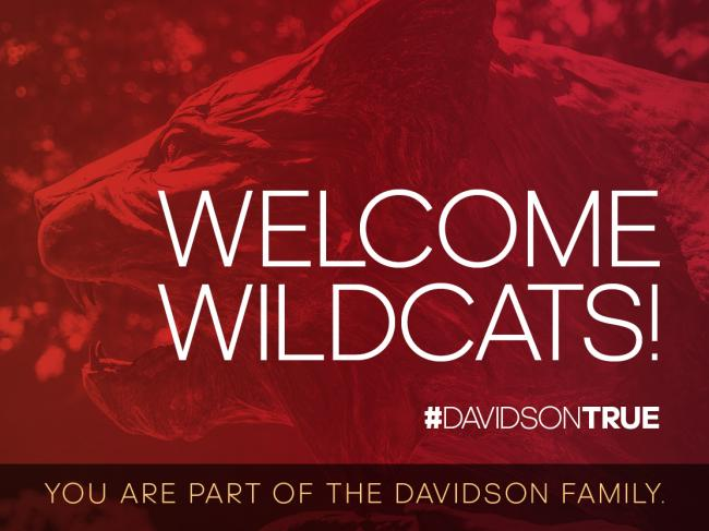 Welcome Wildcats 2020 Graphic