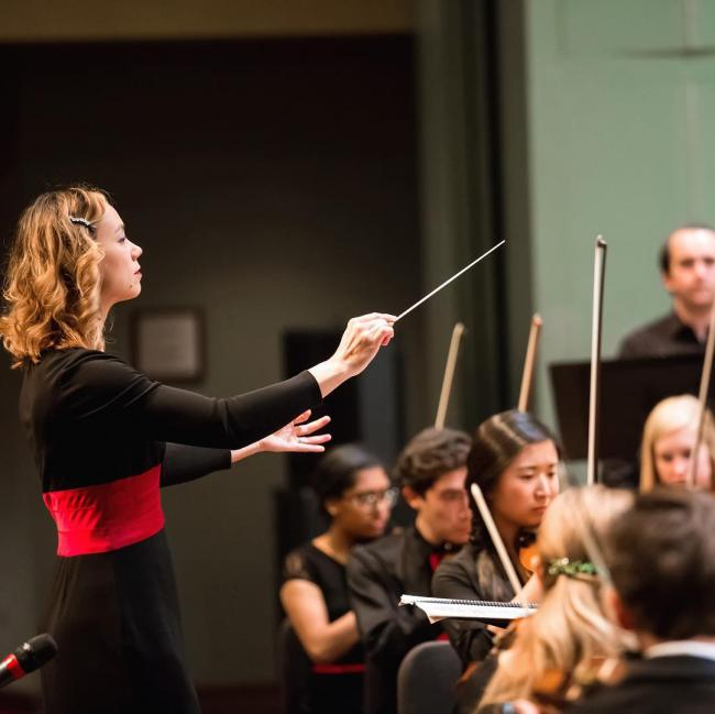 Symphony Orchestra recently won The American Prize in Orchestral Performance