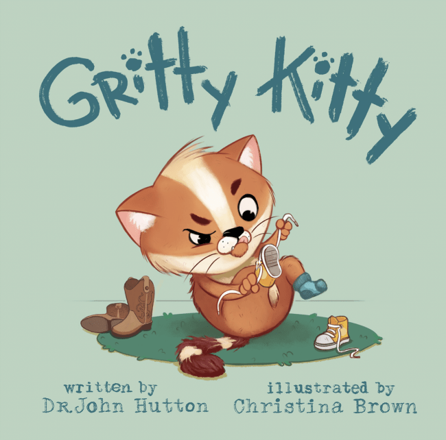 Gritty Kitty Book Cover