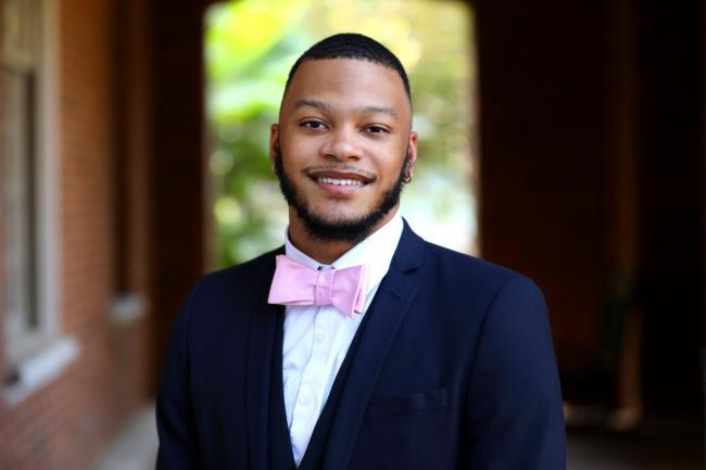 Jared Lindo '21, current president of the BSC