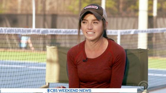 Linden Patterson '25 on CBS News