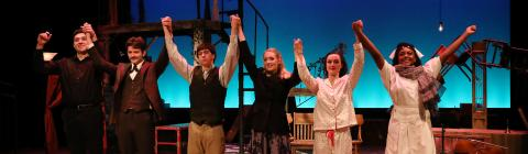 Students Give Their Final Bow Melancholy Play
