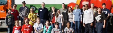 Alumni Atlanta Community Food Bank