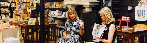 Jane Mount Reading Book Store