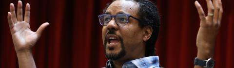 Reynolds Lecture Author Colson Whitehead