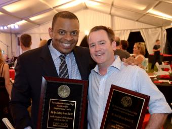 Anthony Foxx and Phelps Sprinkle