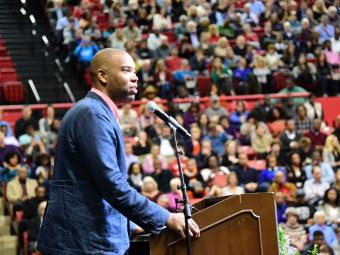 Ta-Nehisi Coates Reynolds Lecture