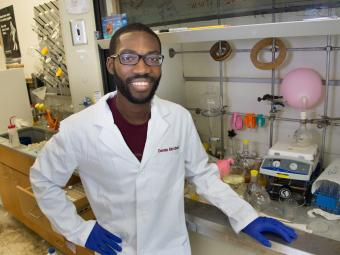 Dennis Akrobetu '17 Fellowships