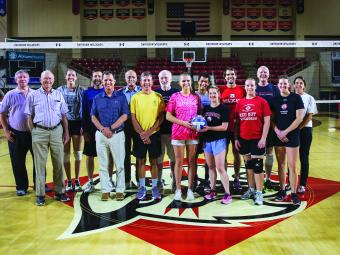 Davidson Recreational Volleyball Team